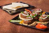 foto of meatballs  - Arab food - JPG