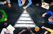 pic of pyramid  - Pyramid Top Leadership Development Promotion Concept - JPG