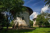picture of suceava  - Arbore church - JPG