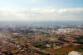 stock photo of brasilia  - Aerial of Brasilia - JPG