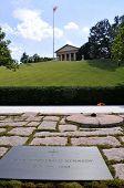 image of arlington cemetery  - John F - JPG