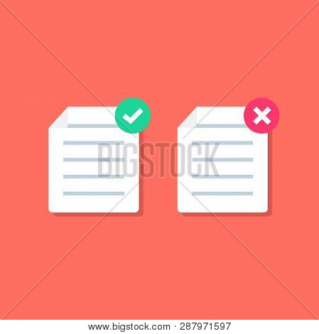 Document Or Paper Icon With