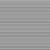 Horizontal Straight Lines With  The White:black (thickness) Ratio Equal With 8:5 Fibonacci Ratio (th poster