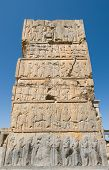 picture of xerxes  - highly detailed image of Ruins of ancient city of Persepolis - JPG