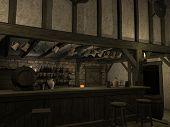 Medieval Tavern poster