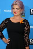 LOS ANGELES - JUL 31:  Kelly Osbourne arrives at the 2013 Do Something Awards at the Avalon on July