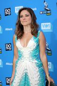LOS ANGELES - JUL 31:  Sophia Bush arrives at the 2013 Do Something Awards at the Avalon on July 31,