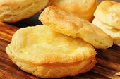 Hot Buttermilk Biscuits