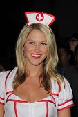 Kourtney Pogue at the
