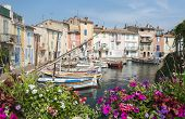 stock photo of old boat  - Martigues (Bouches-du-Rhone Provence-Alpes-Cote d