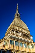 picture of mole  - Mole Antonelliana building in Turin  - JPG