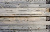 picture of timber  - Wall made of timber - JPG
