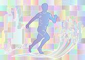 picture of rune  - jogging - JPG