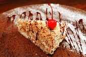 image of bonaparte  - honey cake - JPG