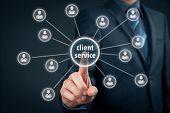 ������, ������: Client Service