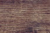 Wooden Surface Background Texture In Vintage Style. Retro Oak Table. Abstract Of Wooden Surface Back poster