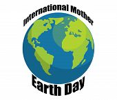 Earth Day. Eco Friendly Ecology Concept. Earth Day Flat Concept. World Environment Day Background. poster