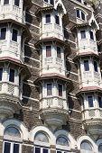 picture of british bombay  - luxury historic hotel Taj Mahal Palace in Mumbai  - JPG