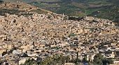 A Birds Eye View Of The City Of Fez In Morocco. Fez Is A City In Northern Inland Morocco And The Ca poster