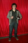 UNIVERSAL CITY - DEC. 4: Noah Dahl arrives at publicist Mike Arnoldi's birthday celebration & Britti