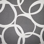 Abstract Pattern Of Interlocking Circles