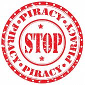 Stop Piracy-stamp