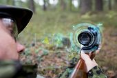 pic of sniper  - hunting - JPG