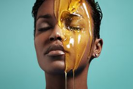 picture of face mask  - Honey treatment - JPG