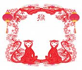 foto of prosperity sign  - Chinese new year zodiac signs  - JPG