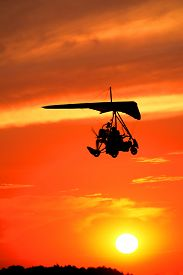 stock photo of glider  - Hang - JPG