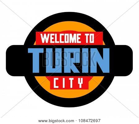 Turin city in italy is