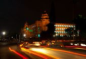 image of vidhana soudha  - The state legislature building - JPG