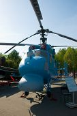stock photo of medevac  - Military technology parade in day of a victory on Red Square - JPG