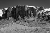 image of superstition mountains  - Superstition mountains and Lost Dutchman State 