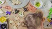Halloween Cookies poster