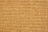 foto of coir  - Coir rope door mat as a background and texture - JPG