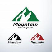 Mountains Logo poster