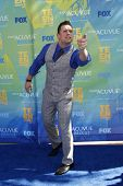 LOS ANGELES - AUG 7: The Miz (WWE Wrestler) arrives at the 2011 Teen Choice Awards held at Gibson Am