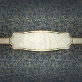 vintage background,  contains transparency objects , also you can use background ornament as seamles