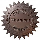 Exclusive Titanium Membership