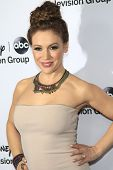 PASADENA - JAN 10: Alyssa Milano at the Disney ABC Television Group 2013 TCA Winter Press Tour at Th