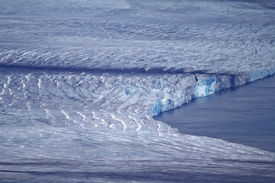 picture of denude  - Glacier and ablation - JPG