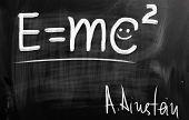 Albert Einstein Concept poster
