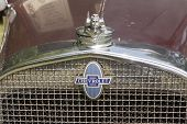 1931 Chevy Special Sedan Hood And Grill