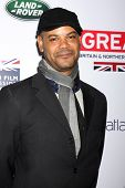 LOS ANGELES - FEB 28:  Ramon Fernandez at the 2014 GREAT British Oscar Reception at The British Resi