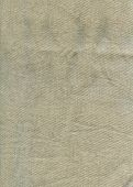 foto of uncolored  - Natural linen striped textured uncolored canvas burlap background - JPG