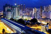 picture of high-speed train  - Long Ping - JPG