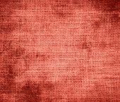 stock photo of bittersweet  - Grunge background of bittersweet burlap texture for design - JPG