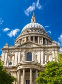 foto of church-of-england  - Details of St Paul - JPG