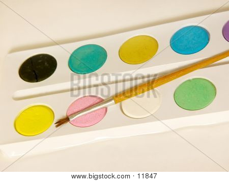 Water Colors poster